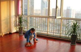 [105]广州地板打蜡抛光