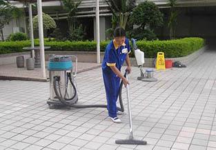 [116]广州地面清洁服务